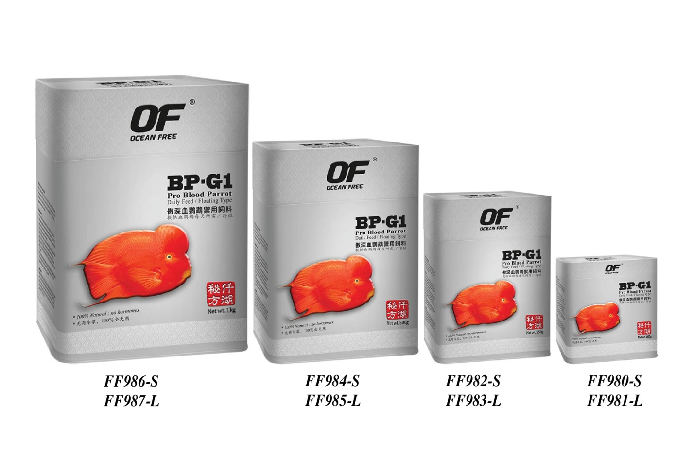 Buy BP-G1 (Pro Blood Parrot)