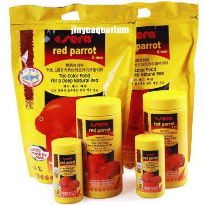 Buy SERA Red Parrot granules