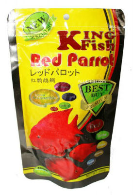 Buy King Fish Red Parrot Food