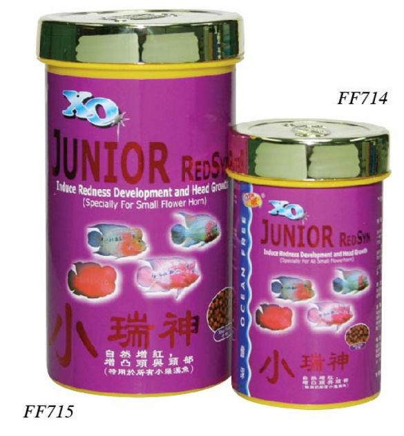Buy FF714 XO Junior Redsyn Baby pellet 60g